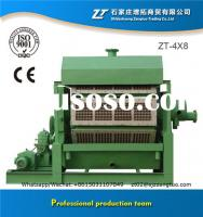 2015 hot sale economical pulp egg tray molding machine made in China
