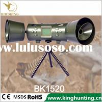 Outdoor hunting electronic hunting device 50W speaker 200 sound bird mp3 bird call