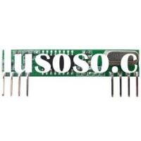 Low Cost RF Receiver Module