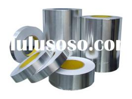 High temperature resistant strong viscous force aluminum foil tape