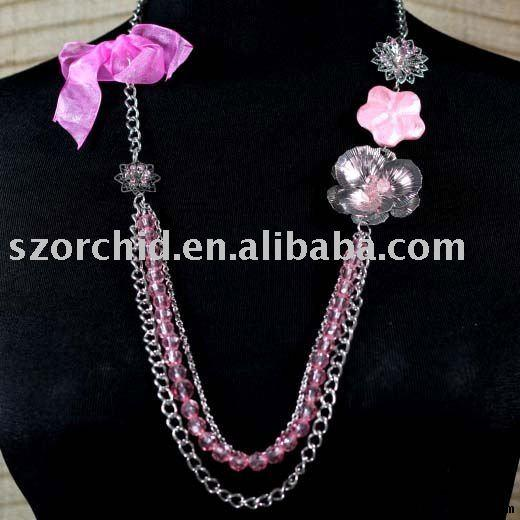 2011 Fahion Shell necklace jewelry