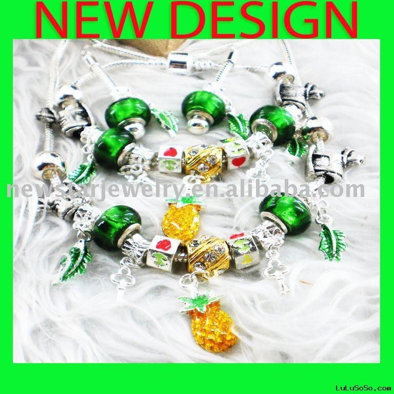2011 New Design Jewelry Wholsale Bracelet Necklace Present Ideas Earring Set F829