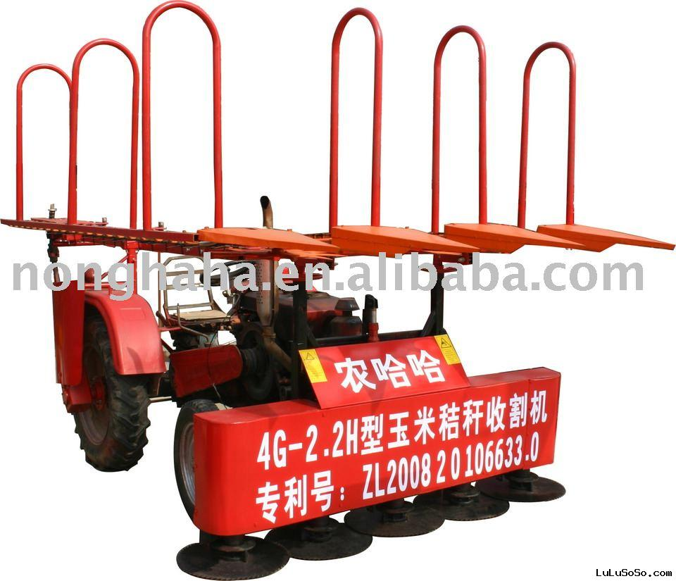 Agriculture machinery, Agriculture implements,maize straw reaper
