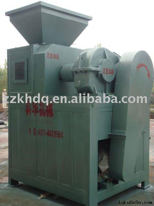 Coal briquetting machine hot sale in South Africa