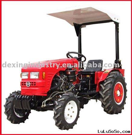 Dexing /massey ferguson Tractors For Sale 30Hp 4WD with Canopy