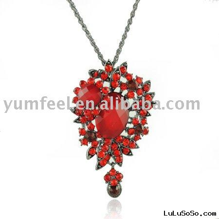 Fashion accessories fashion necklace