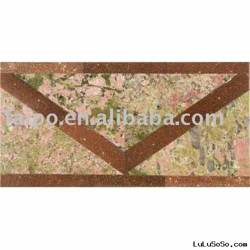Gold Sand Stone,Unakite tiles/Gemstone tiles/architecture tiles/flooring tiles