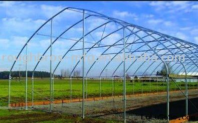 High tunnel film greenhouse