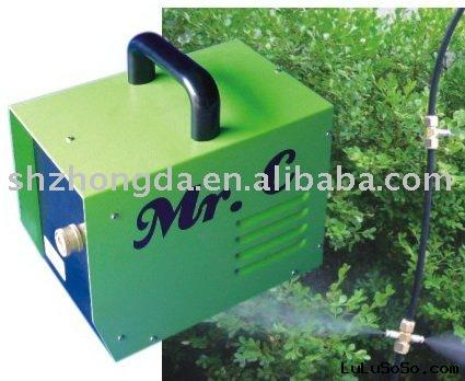 Outdoor mist pump