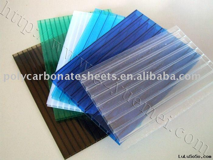 Polycarbonate Twin-wall Hollow Sheet