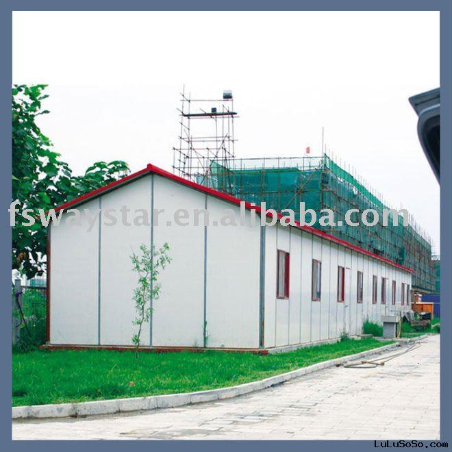 Prefabricated Container House And Designs In The