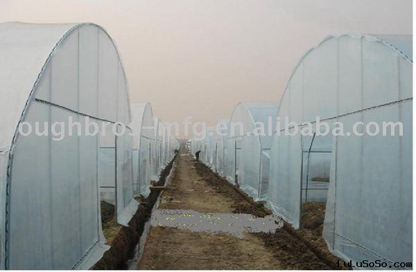 Tunnel film greenhouse
