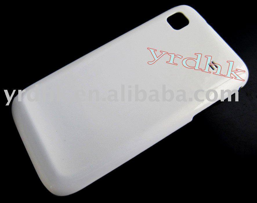 White Battery Cover Housing for Samsung I9000 Galaxy S