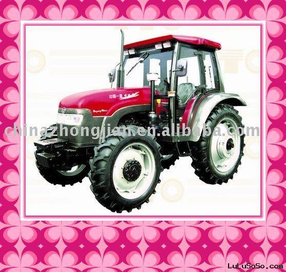 agricultural tractor implement