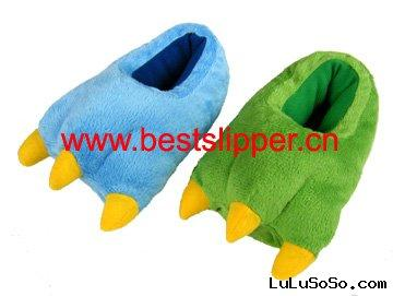 animal slippers for kids