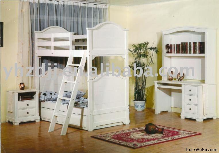 hualing classic home furniture children&kids' bedroom set 801#bunk bed
