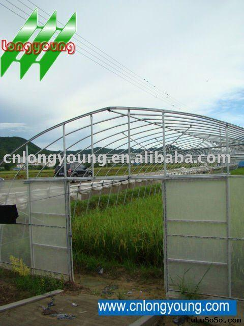 plastic  Greenhouse shed