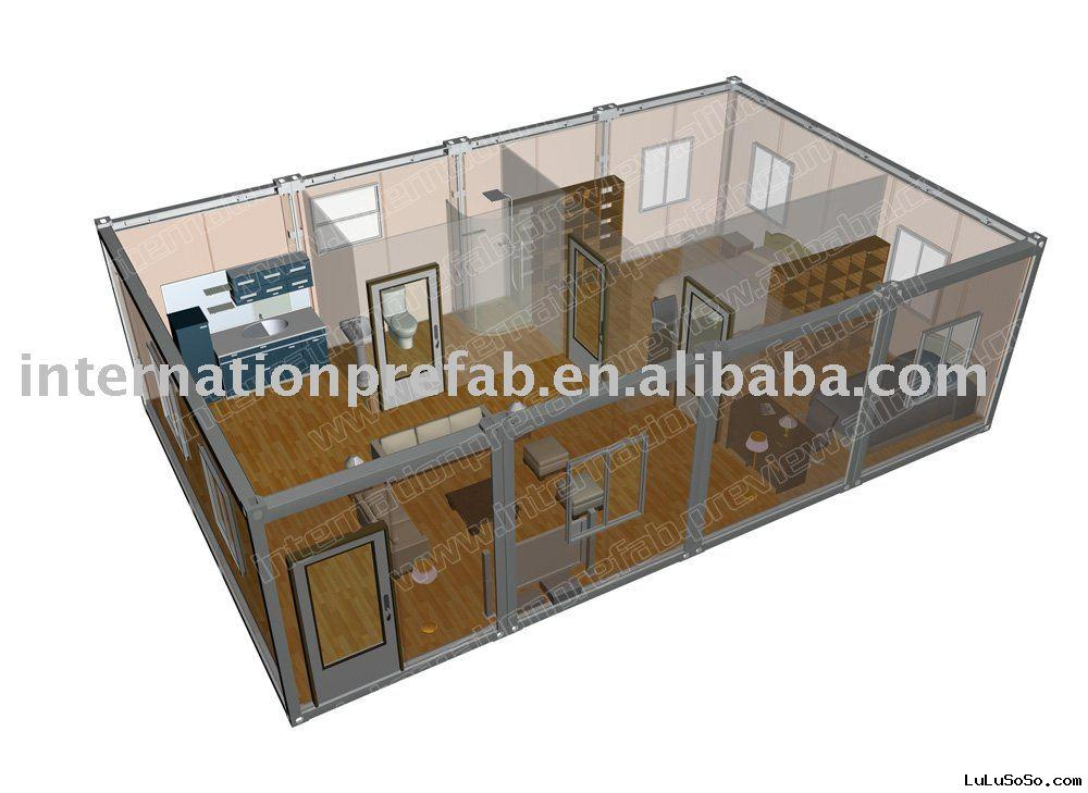 Frank Easy To Shipping Container Homes Cost Philippines