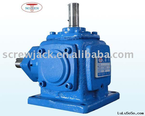 spiral bevel gear box