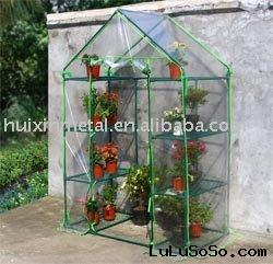 tier tube greenhouse kits,tube hothouse,garden houseHX54026