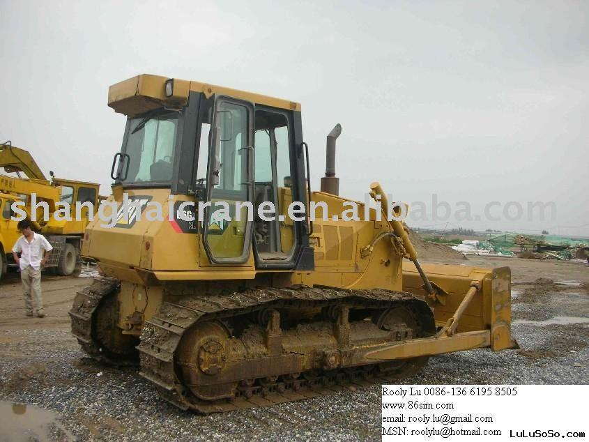 used bulldozer caterpillar D6G