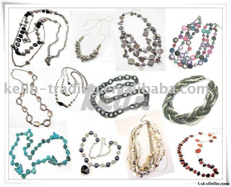 wholesale fashion shell necklace