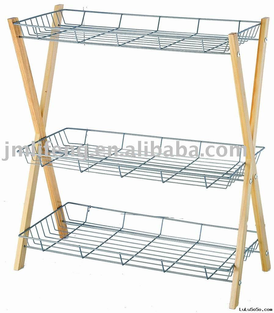 metal shoe rack plans