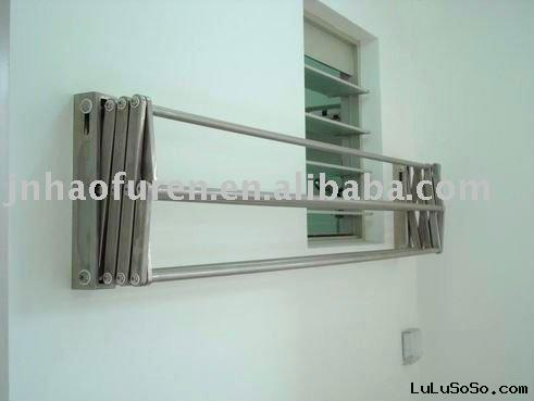 wall mounted clothes hanger rack, wall mounted clothes hanger rack ...
