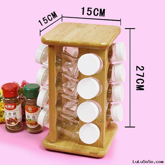how to build a spice rack wood