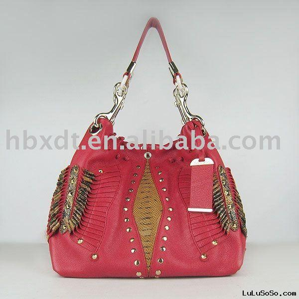 brands wholesale Leather handbags