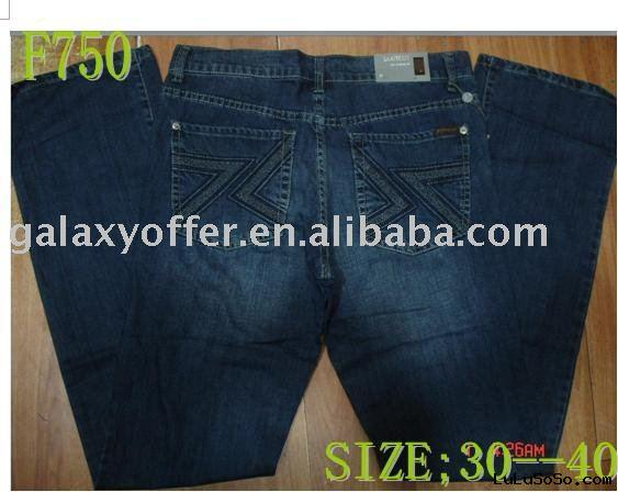 2010 Seven Jeans Men jeans boy Men's denim jeans pants trousers lady jeans tee shirt Paypal