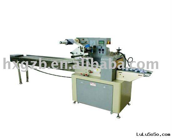 Horizontal Flow Packing Machine