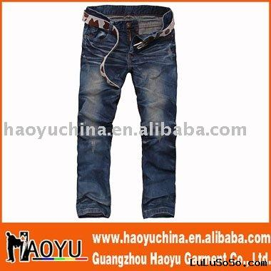 Low Rise new designer denim jeans (HY1055)