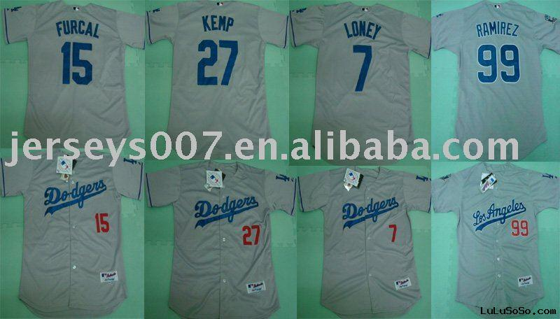 Retail Wholease Los Angeles Dodgers Baseball jersey