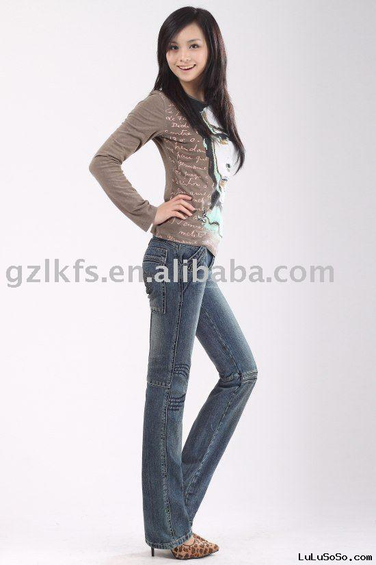 Wholesale fashion jeans