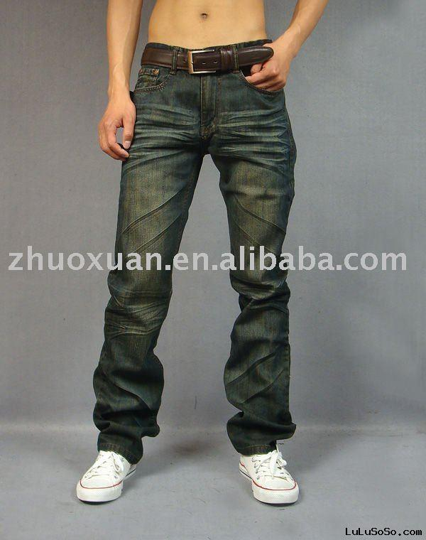 fashion new formal/casual men' jeans,old navy denim garment,demin clothes ZMJ0450