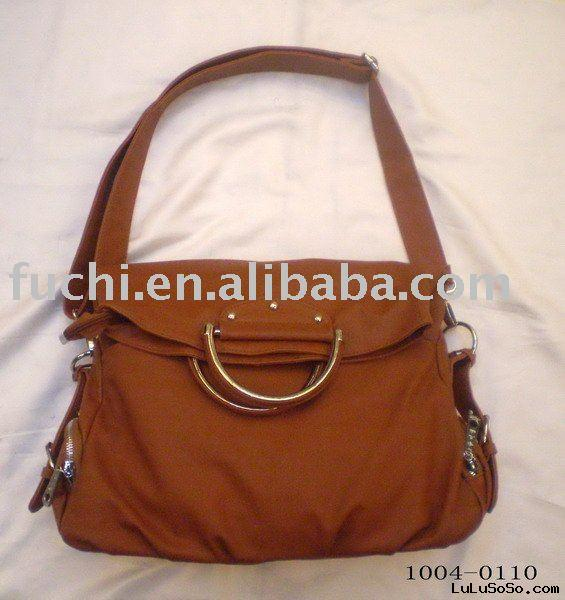 imitation leather handbag