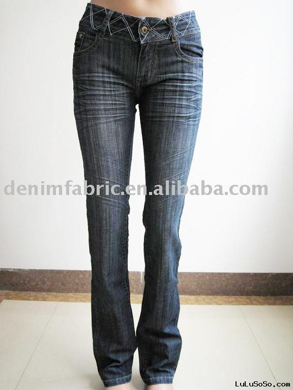 2010 Fashion ladies' jeans