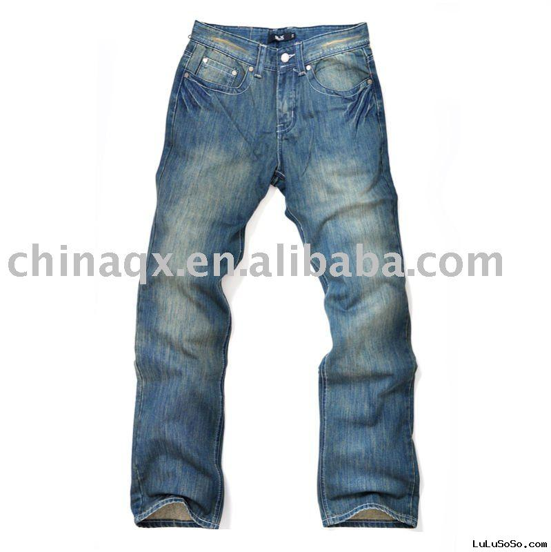 2011 fashion casual  jeans wear for men