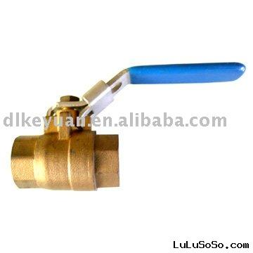 Brass Ball Valve with Locking Device/valve/ball valve