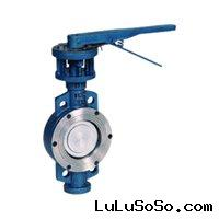 Hard Seal Butterfly Valve