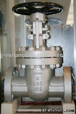 crane cast steel gate valve