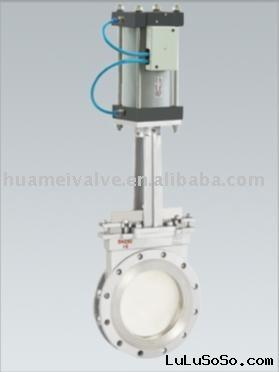 standard  knife gate valve