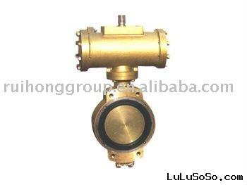 Copper Butterfly Valve