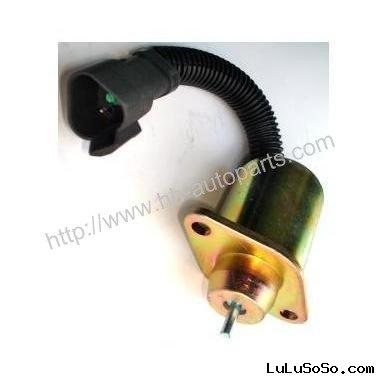 Engine shutdown Solenoid 7879485