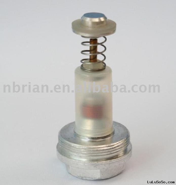 Gas water heater electromagnet valve
