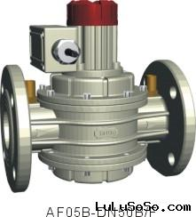 Industrial explosion proof  gas solenoid valves