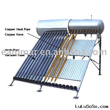 Intergrated Pressurized Solar Water Heater With Heat Pipe( 200/240/300/360L)