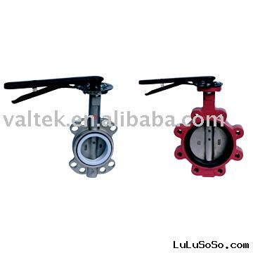 Lugged industrial  Butterfly Valves