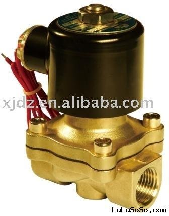 Water engineer solenoid valve